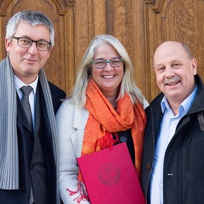 Animal welfare researcher wins international prize in Bern, Switzerland