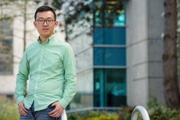 Xiaonan Lu Receives Larry Beuchat Young Researcher Award