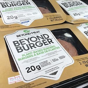 Beyond Meat elevates veggie burgers' taste, but what about nutrition?